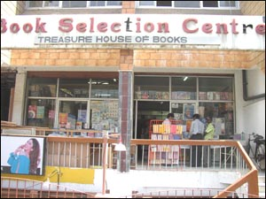 Book Selection Center