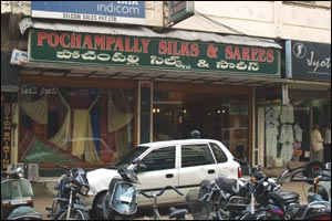 Pochampally Silks And Saris
