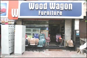Wood Wagon Furnitures (Office Furniture)