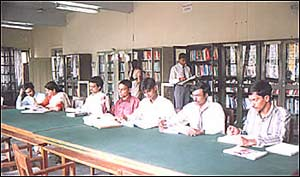 Anveshi Research Center For Women's Studies (Library)
