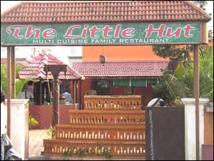 The Little Hut Restaurant