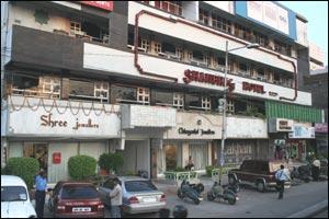 Hotel Shanbagh