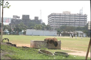 Gymkhana Grounds