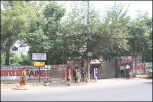Reddy Women's College