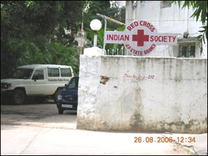 Indian Red Cross Society - A P Branch