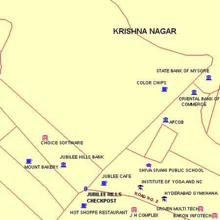 India Map With Directions.Aditya Construction Company India Pvt Ltd Jubilee Hills Maps